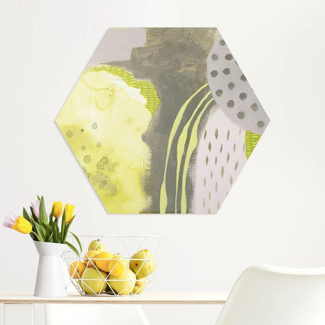 Hexagon Bild Forex - Sonnenflecken II
