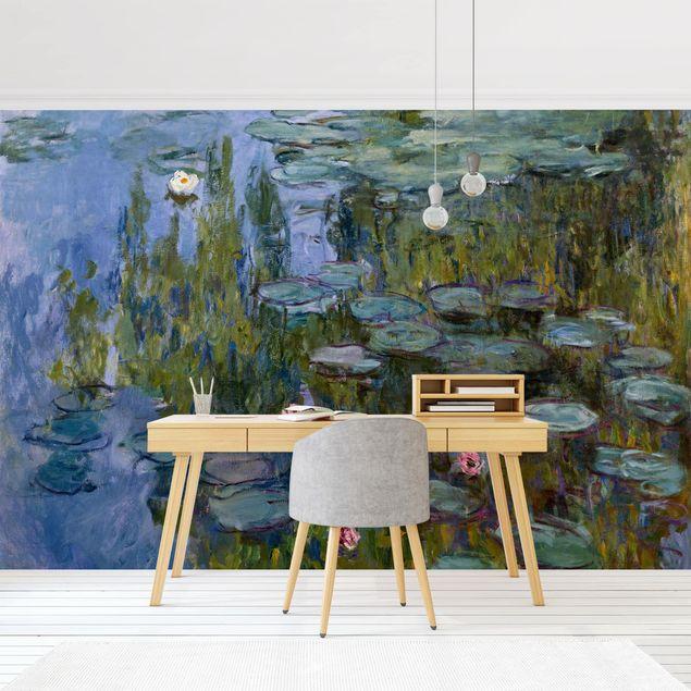 Fototapete - Claude Monet - Seerosen (Nympheas)