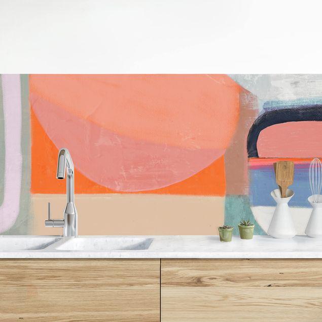 Küchenrückwand - Multiform IV