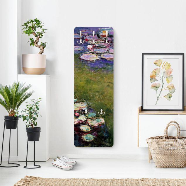 Garderobe - Claude Monet - Seerosen