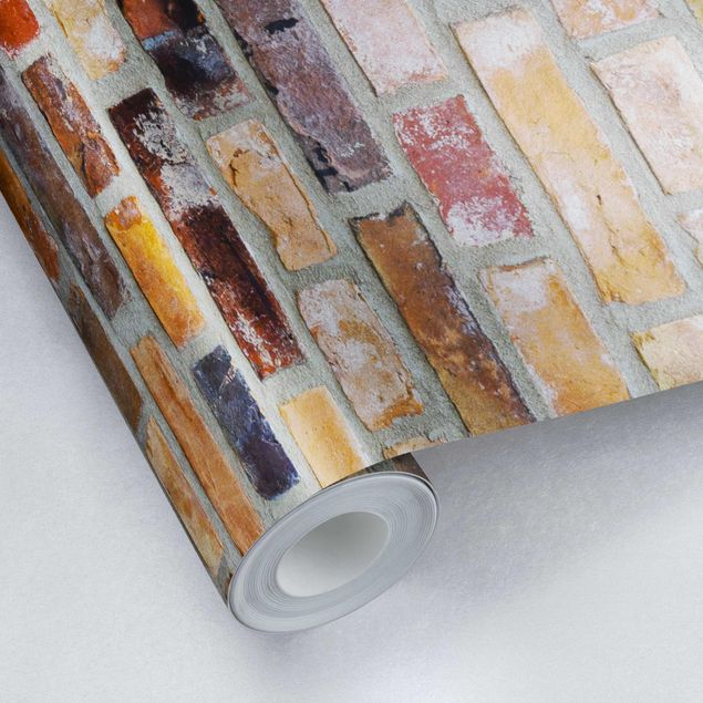 Metallic Tapete  - Colours of the Wall