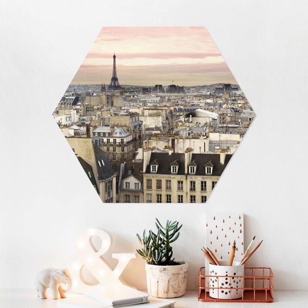 Hexagon Bild Forex - Paris hautnah
