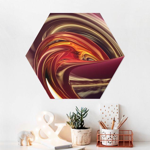 Hexagon Bild Forex - Fantastic Burning
