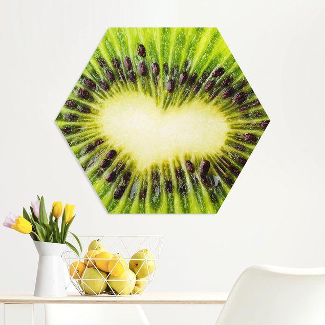 Hexagon Bild Forex - Kiwi Heart