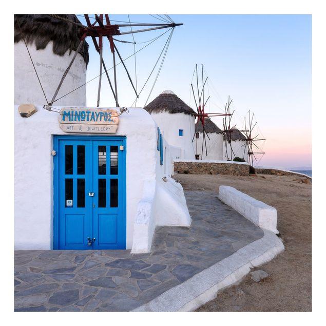 Beistelltisch - Mykonos Windmills