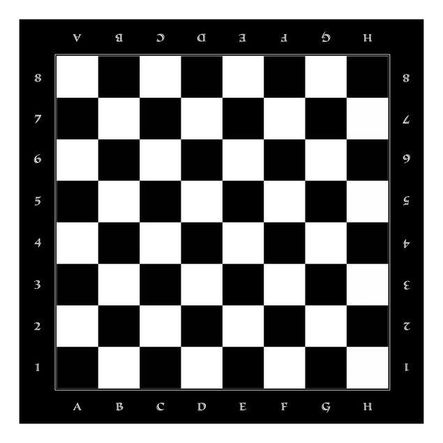 Beistelltisch - Schachbrett
