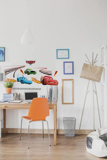 Wandtattoos Fensterbilder Wandtattoo Autos In Schwarz Set Kinderzimmer Deko Mobel Wohnen Elin Pens Ac Id