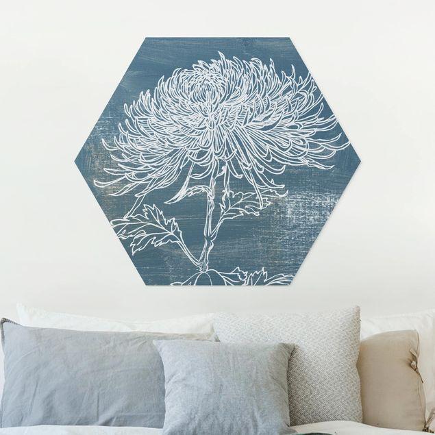 Hexagon Bild Forex - Indigo-Pflanzen II
