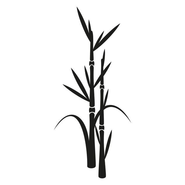 Wandtattoo - No.8 Bambus III