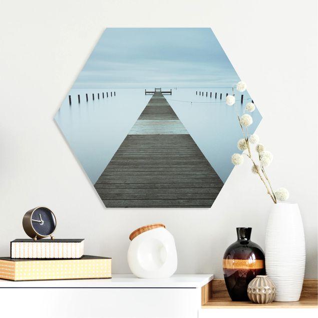 Hexagon Bild Forex - Pier in Schweden