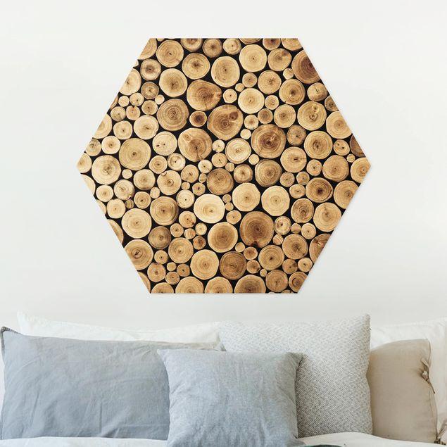 Hexagon Bild Forex - Homey Firewood