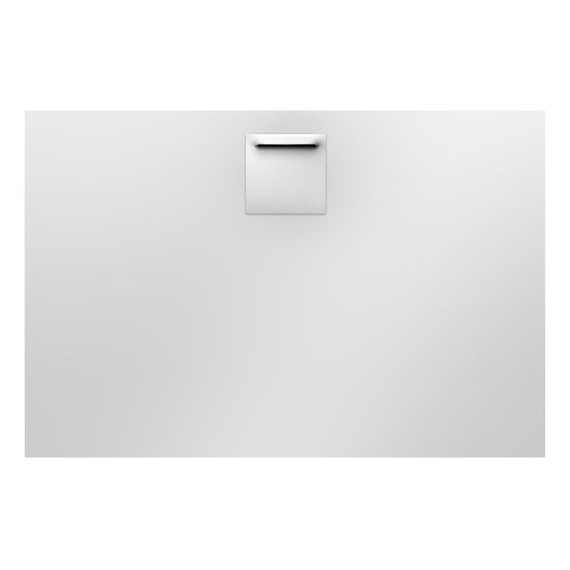 Aluminium Print - Geometrischer Halbkreis II - Querformat 2:3