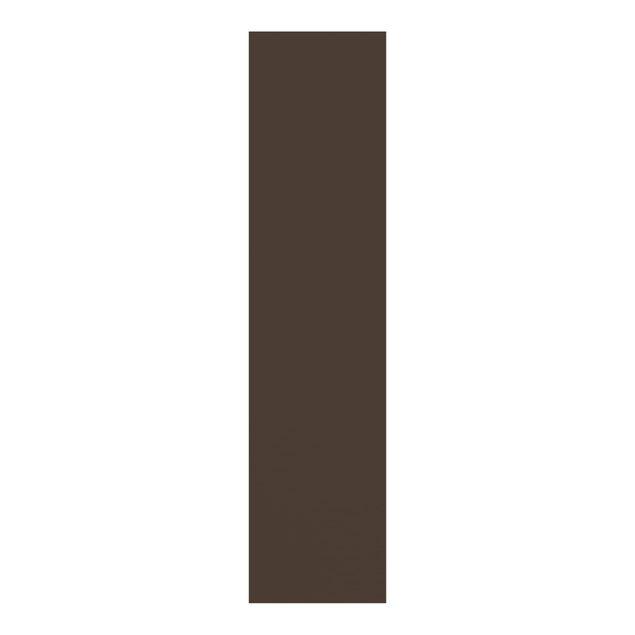 Schiebegardinen Set - Cacao - Flächenvorhänge