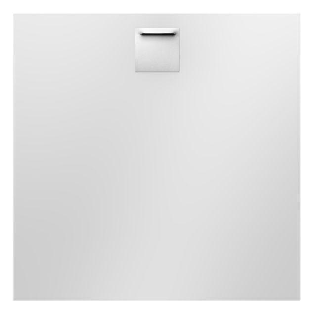 Aluminium Print - Sukkulente Petrol I - Quadrat 1:1