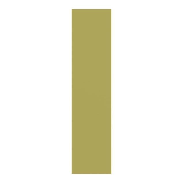 Schiebegardinen Set - Lindgrün Bambus - Flächenvorhänge