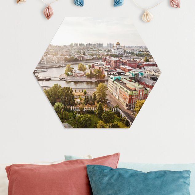 Hexagon Bild Forex - City of Moscow