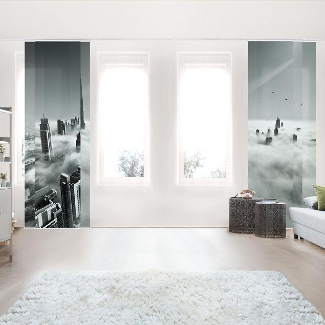Schiebegardinen Set - Up and Above - Flächenvorhänge