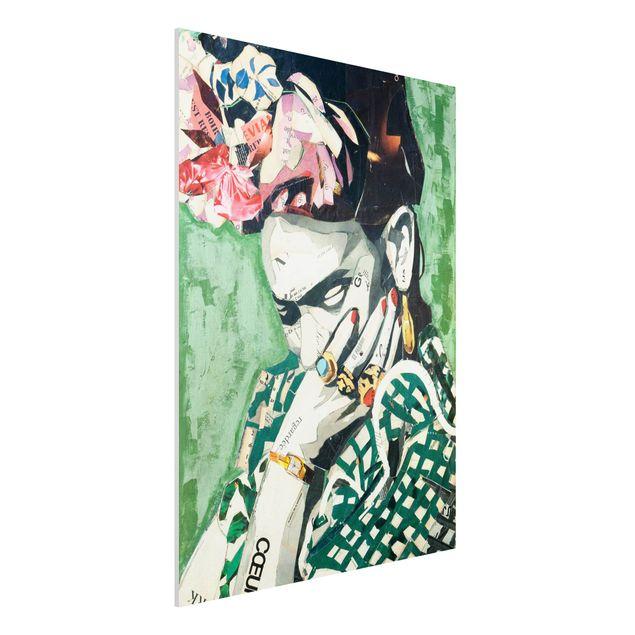 Forexbild - Frida Kahlo - Collage No.3