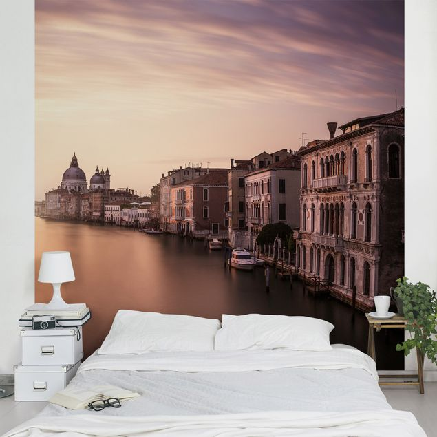 Fototapete Abendstimmung in Venedig