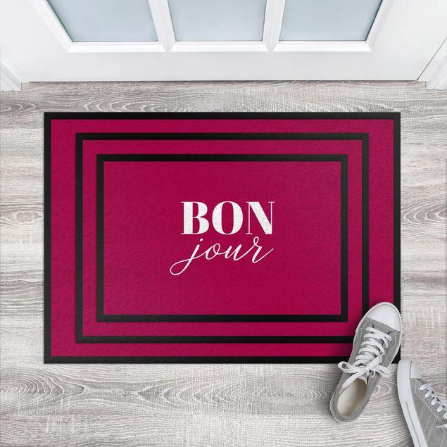 Fußmatte - BONjour