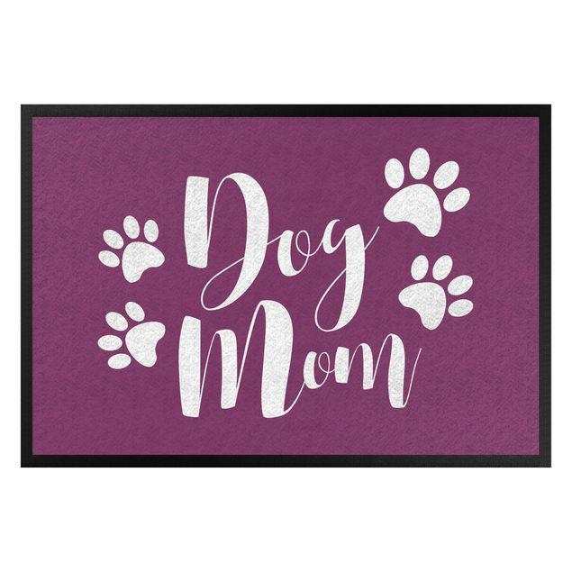 Fußmatte - Dog Mom