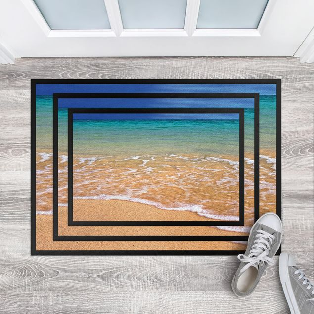 Fußmatte - Indian ocean