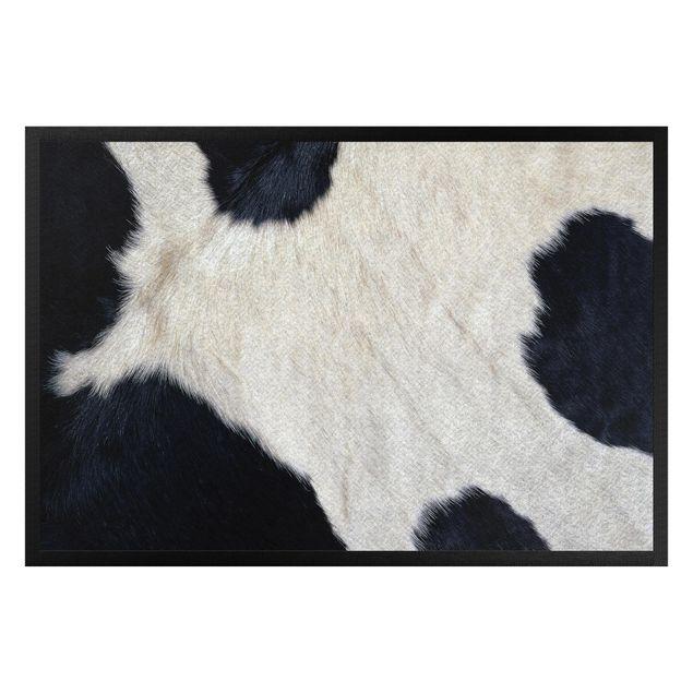 Fußmatte - Kuhfell
