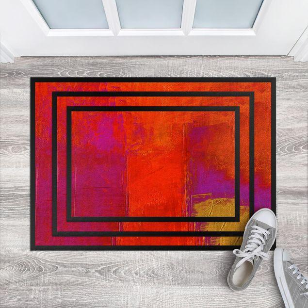 Fußmatte - Petra Schüßler - Magenta Energy