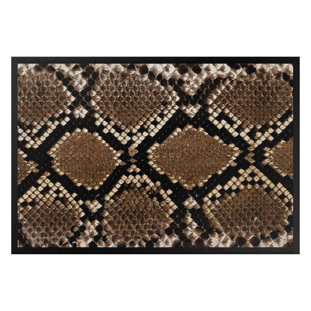 Fußmatte - Python