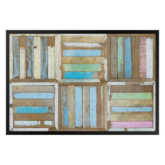 Fußmatte - Rustic Timber