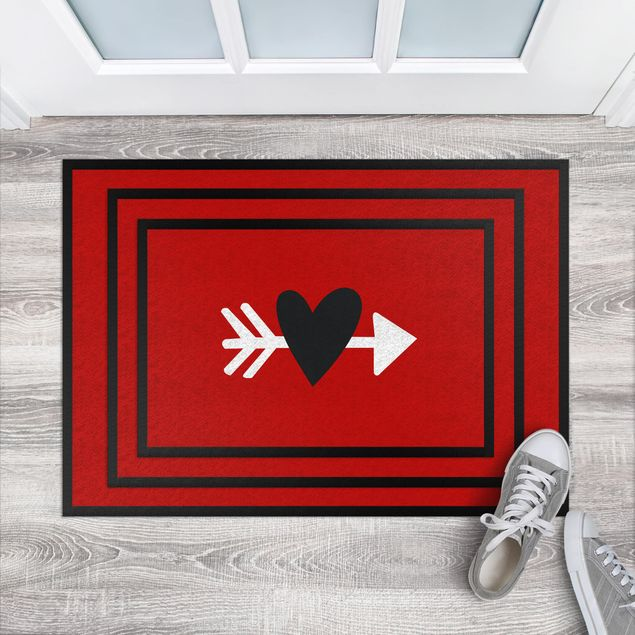 Fußmatte - Verliebt