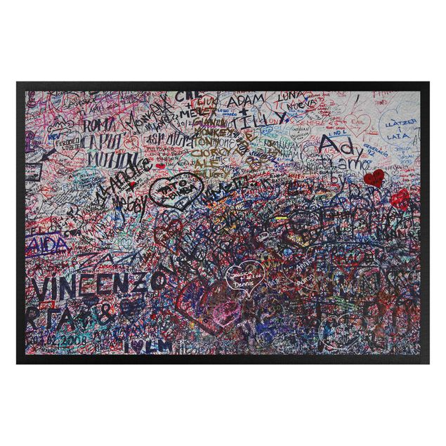 Fußmatte - Verona - Romeo & Julia