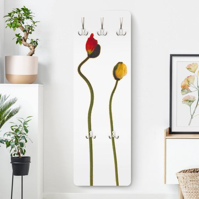 Garderobe - Dancing Flowers