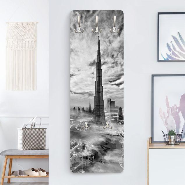 Garderobe - Dubai Super Skyline