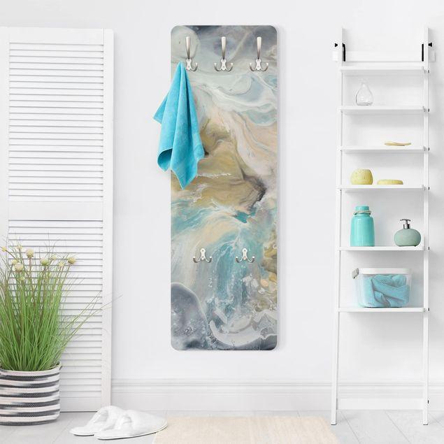 Garderobe - Gezeiten mit Strandgut II