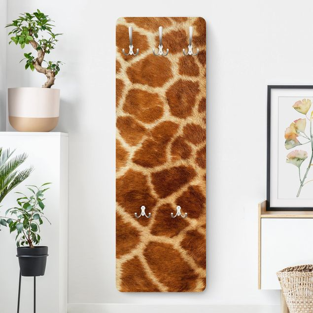 Garderobe - Giraffenfell