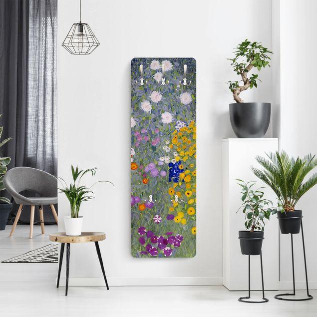 Garderobe - Gustav Klimt - Bauerngarten