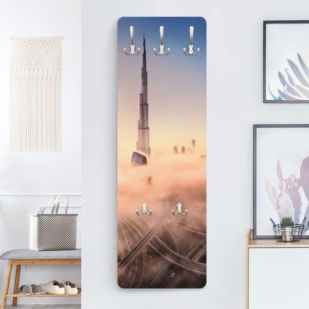 Garderobe - Himmlische Skyline von Dubai