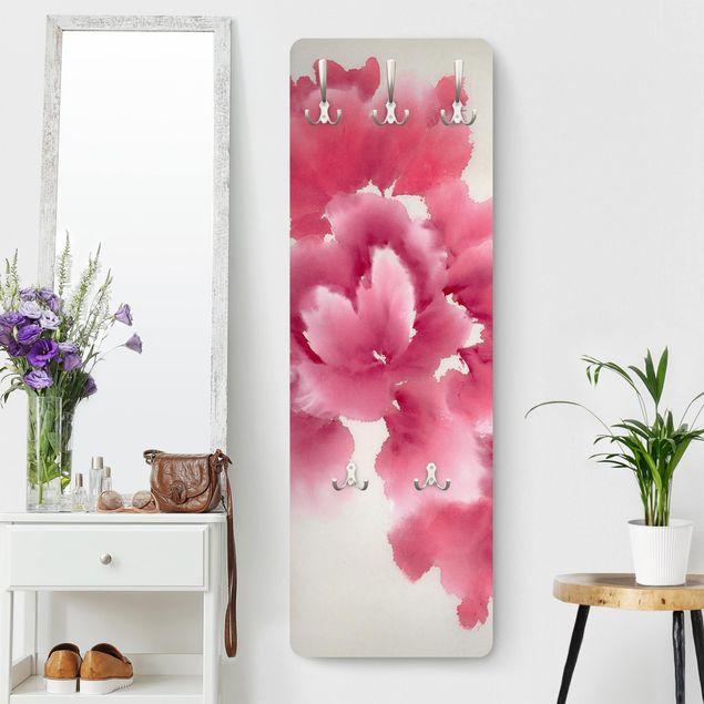Garderobe - Künstlerische Flora I