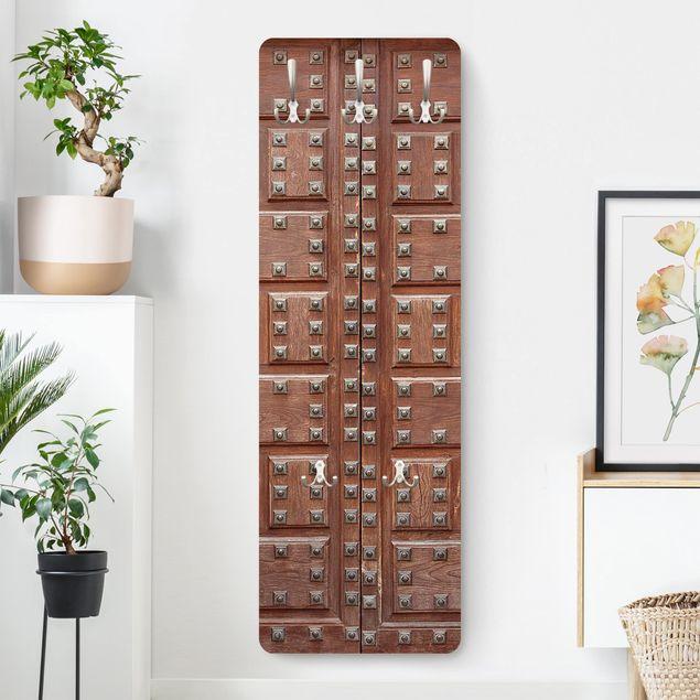 Garderobe - Maurische Holztür in Alhambra