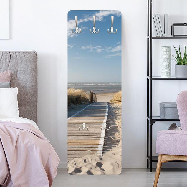 Garderobe - Ostsee Strand
