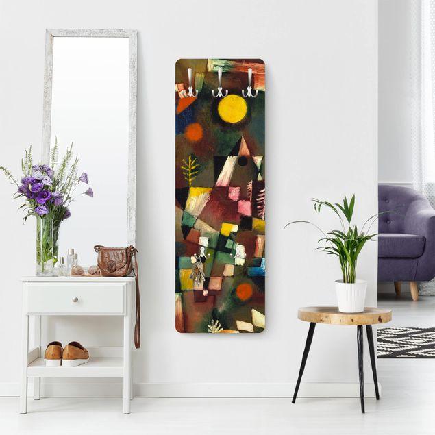 Garderobe - Paul Klee - Der Vollmond