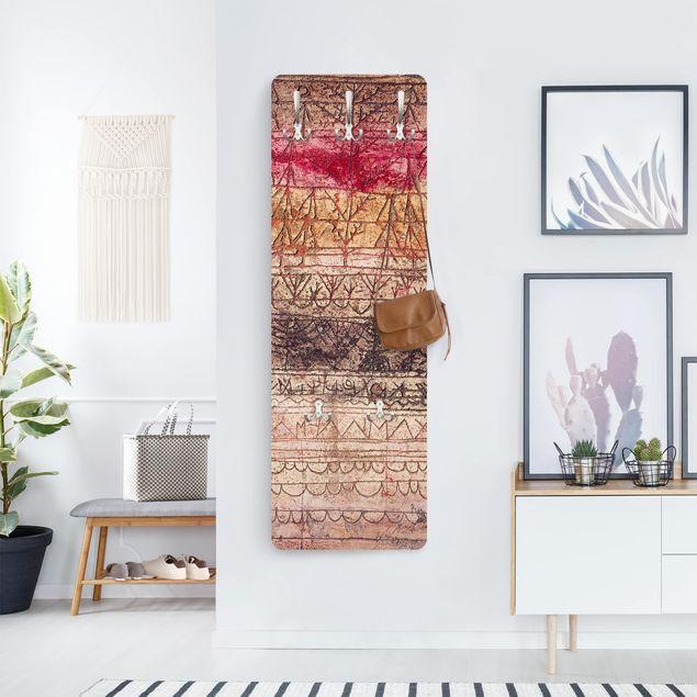 Garderobe - Paul Klee - Jungwaldtafel