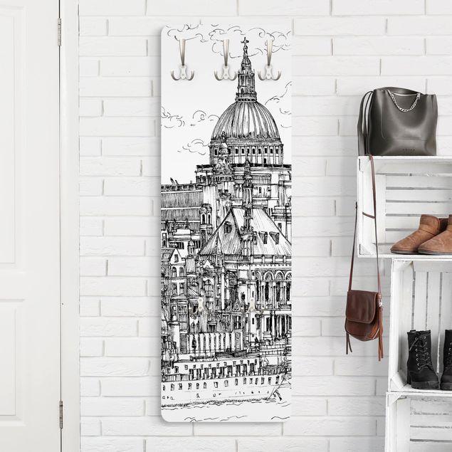 Garderobe - Stadtstudie - Dom