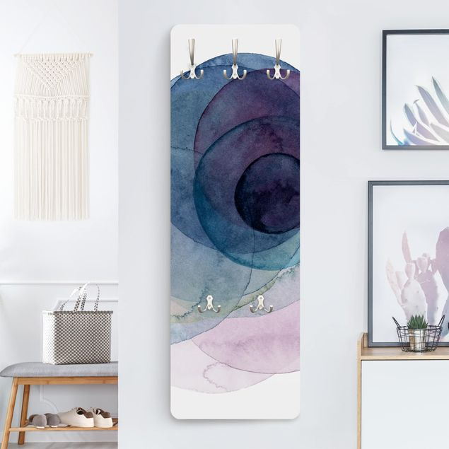 Garderobe - Urknall - lila