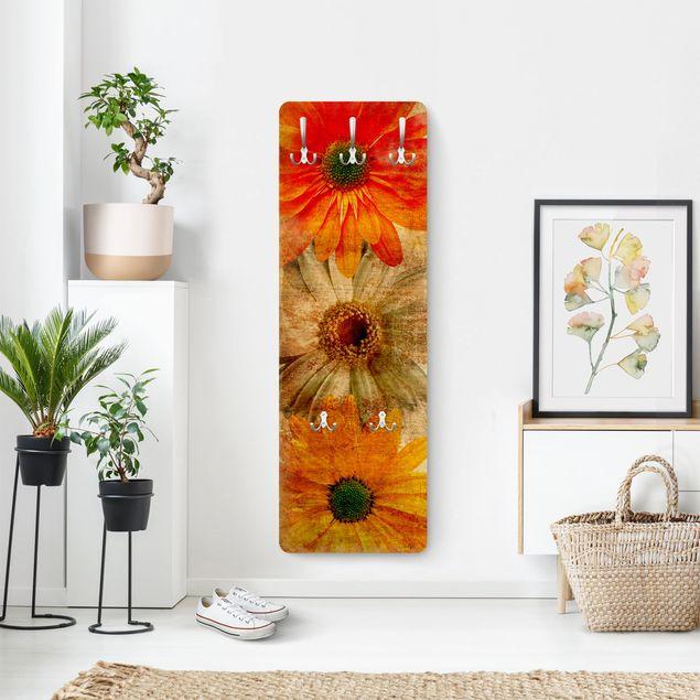 Garderobe - Vintage Flowermix