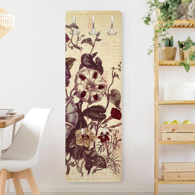 Garderobe - Vintage Memory Blumenstrauss