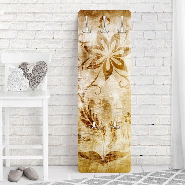 Garderobe - Wooden Flower