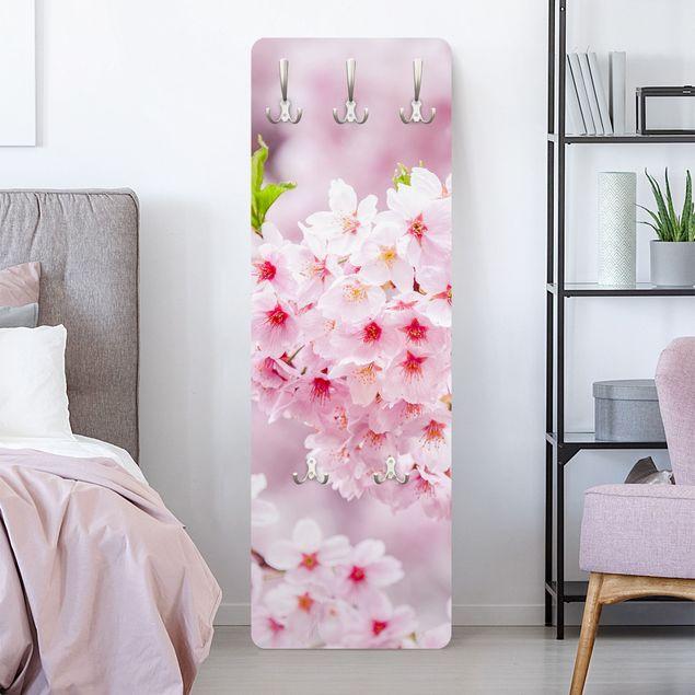 Garderobe - Japanische Kirschblüten