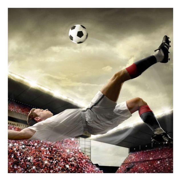 Beistelltisch - Fußball Action